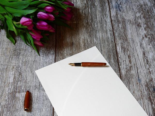 一度は目を通しておきたい胡蝶蘭の立札の書き方について