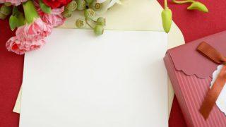 胡蝶蘭のメッセージカードの書き方は?シーン別の例文をご紹介!